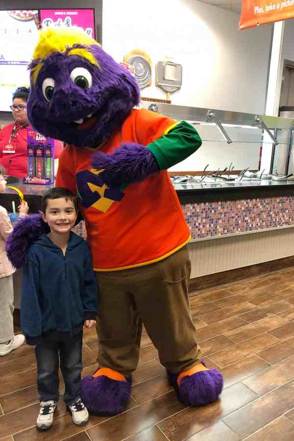 Chuck E. Cheese Cleveland Ohio #attractions #information