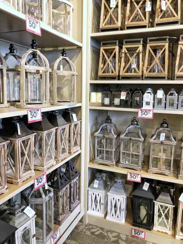 Spring Home Decor at Kirklands #farmhousedecor #springdecor #lanterns