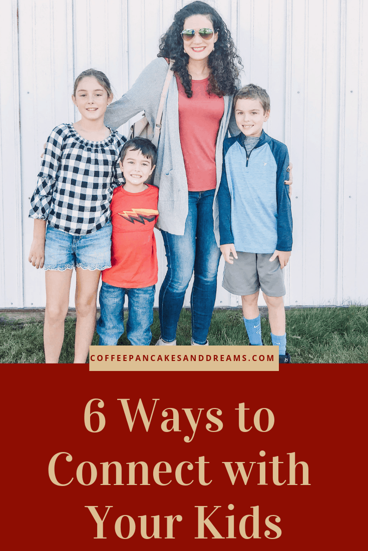 6 Positive Parenting Tips for Raising Tweens and Big Kids #girls #boys #parentingideas