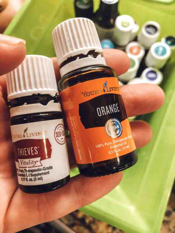 day in mom life favorite essential oils