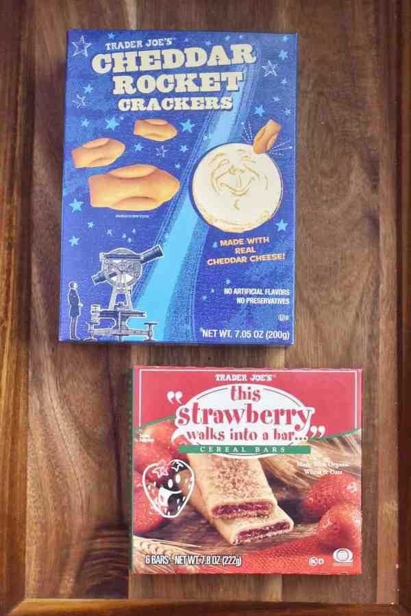 25+ Best Trader Joe's Snacks #family #kidfriendly #healthy