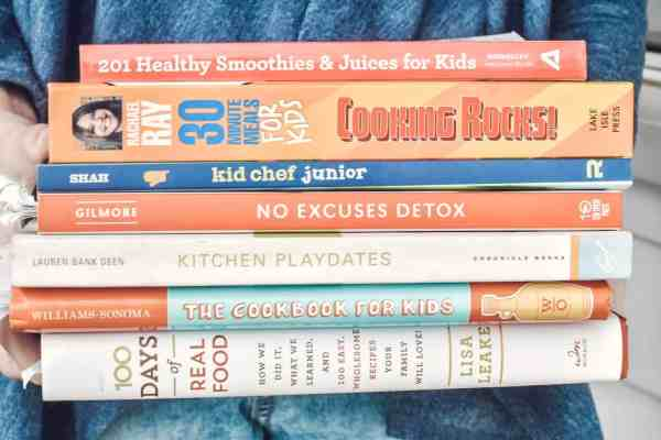 The Best Cookbooks for Kids and Families #mealideas #healthy #easy #kidfriendly