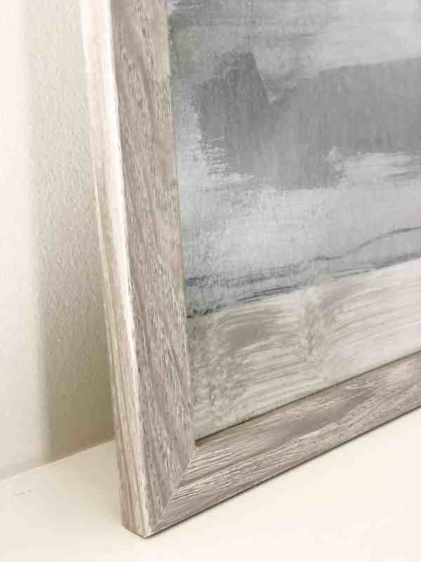 Inexpensive custom picture frames #art #etsy #framedpicture #homedecor #farmhousedecor