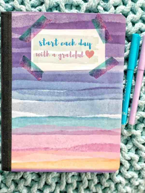 How to start a gratitude journal with kids #mindfulness #gratitudeprompts #parenting #family #journaling