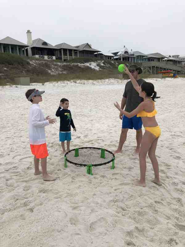 Rosemary Beach Florida with kids