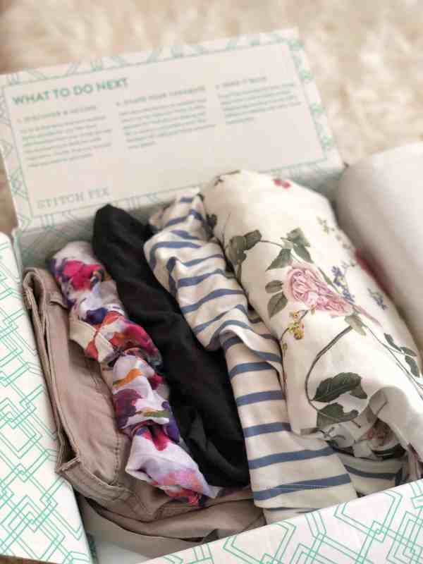 Stitch Fix May Unboxing 2019