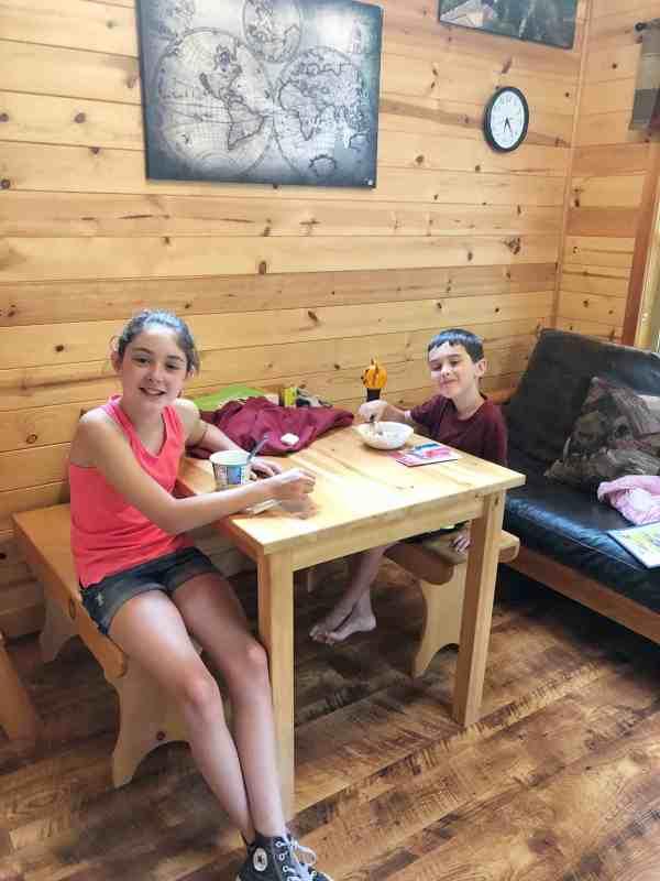 yogi bear park cabins