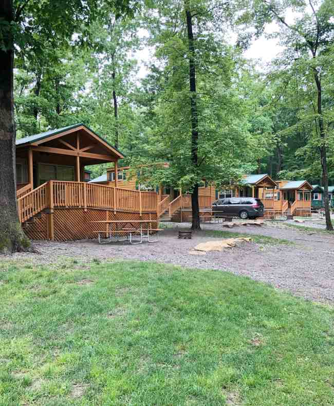 Review Yogi Bear's Jellystone Park #hosted #review #camping #kozyrest