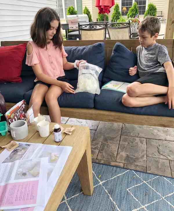 Night in Boxes for Kids June 2019