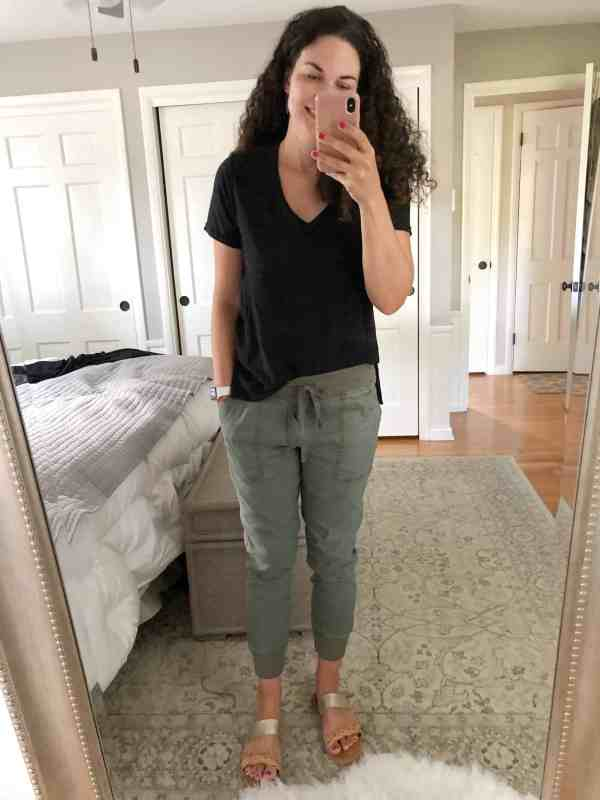 Trendsend Box August 2019 #evereve #fall #pants #tops