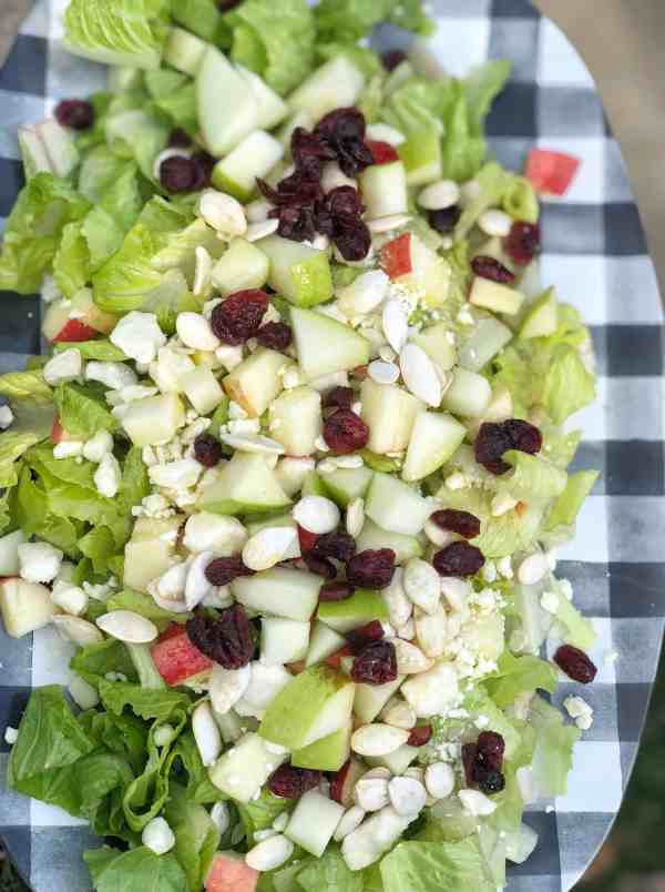 Fall Chopped Salad