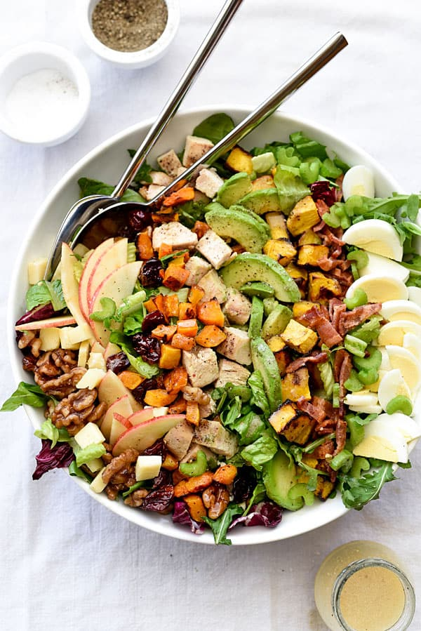 Yummy and easy fall salad recipe ideas