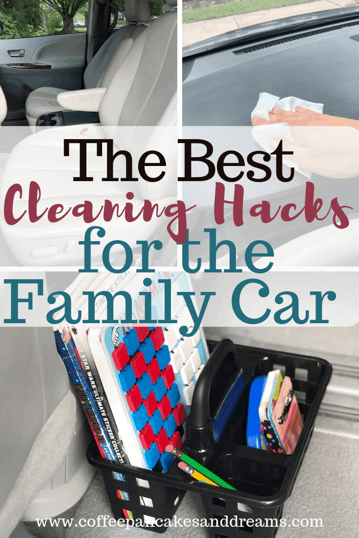 How to keep your car clean and organized with kids #sponspored #momhacks #cleaningtips