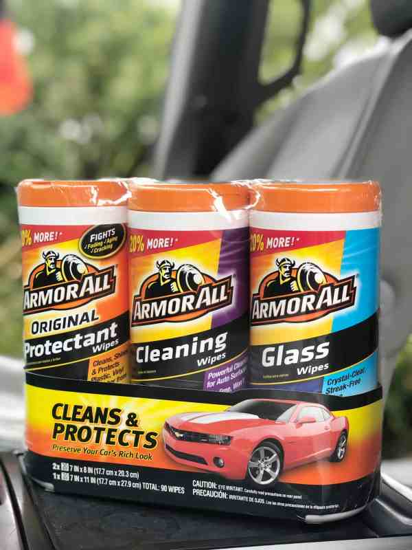 Amour All Car Cleaning Kit #sponsored
