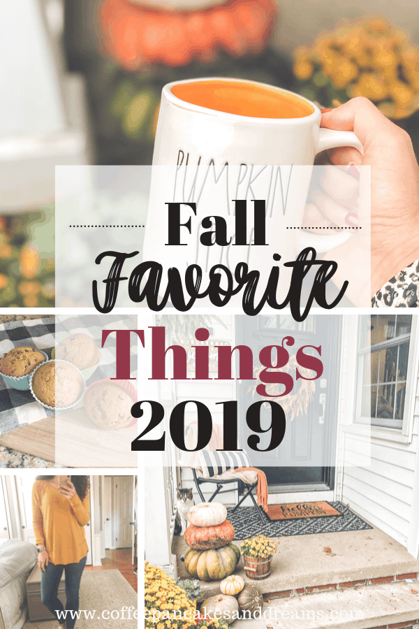 Fall Home Favorites in Decor, Family and Style
