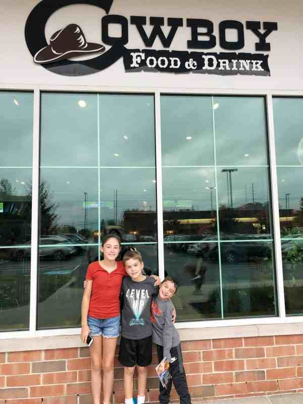 Review of Cowboy Food and Drink Chagrin Falls #sponsored