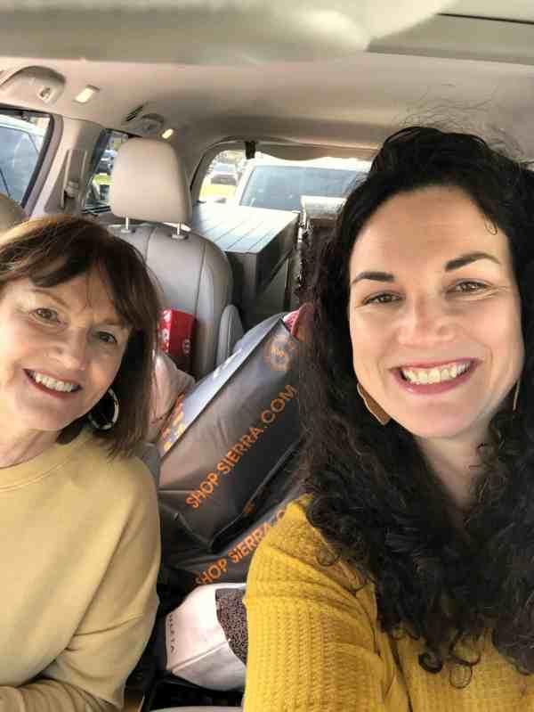 Fall 2019 Mother Daughter shopping recap