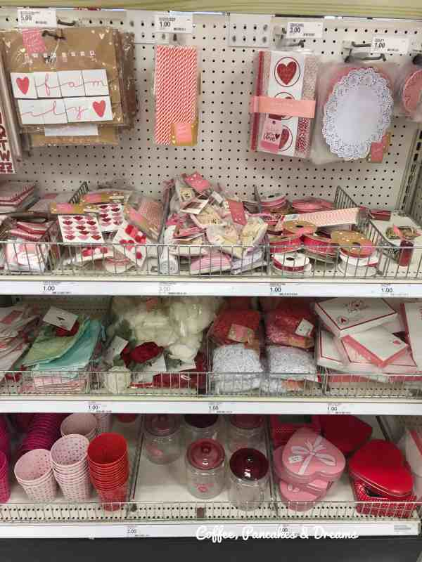 Valentine's Decor at Target