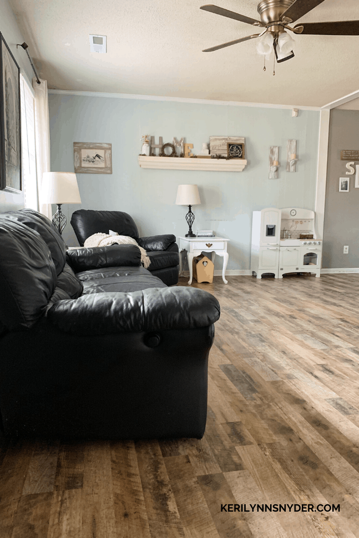 Clear the Clutter Challenge 2020 Living Rooms