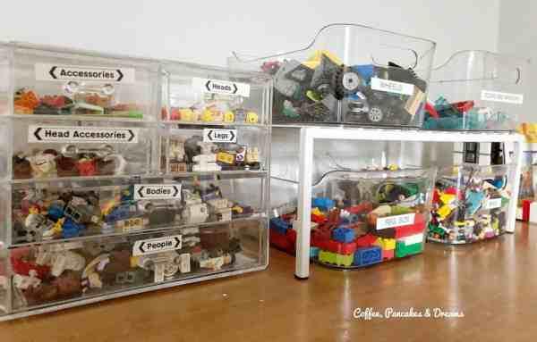 Best Lego Organization Ideas for kids