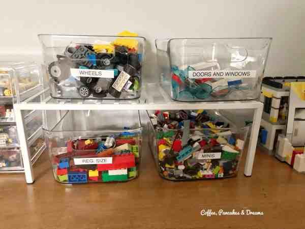 Best Lego Organization Ideas