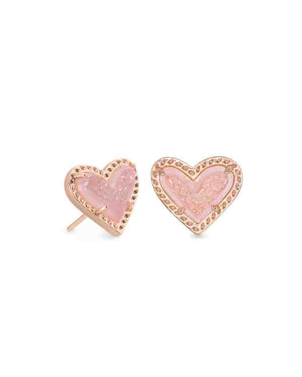 Valentine Heart Earrings Kendra Scott