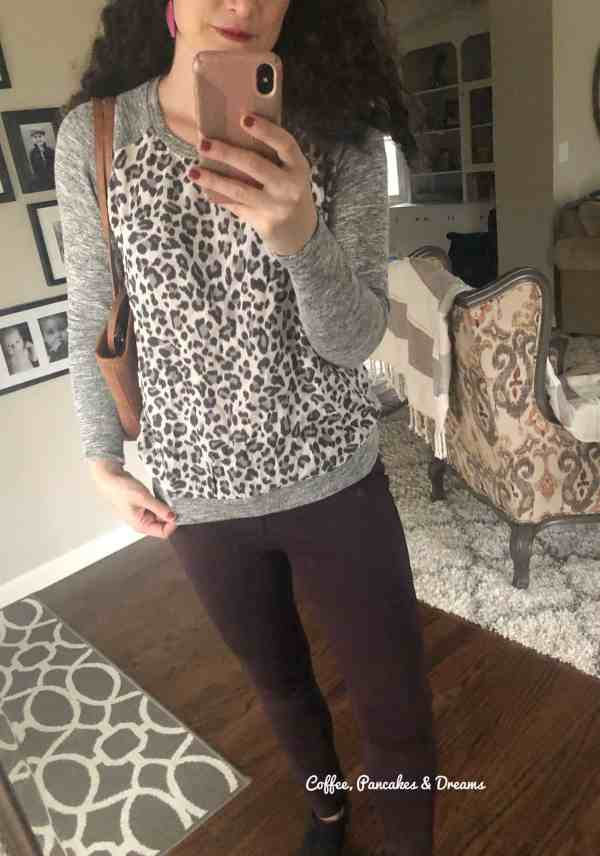Winter Stitch Fix Style #outfits #february #tops #pants