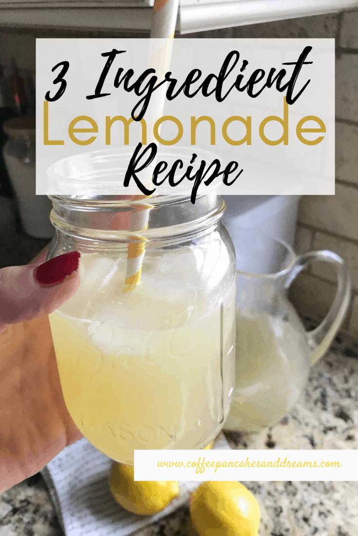 Simple Lemonade Recipe #easy #chickfila