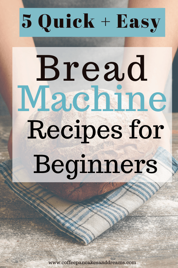 Easy Bread Machine Recipes #whitebread #basic #healthy