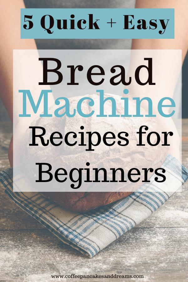 Easy Bread Machine Recipes #whitebread #basic #healthy