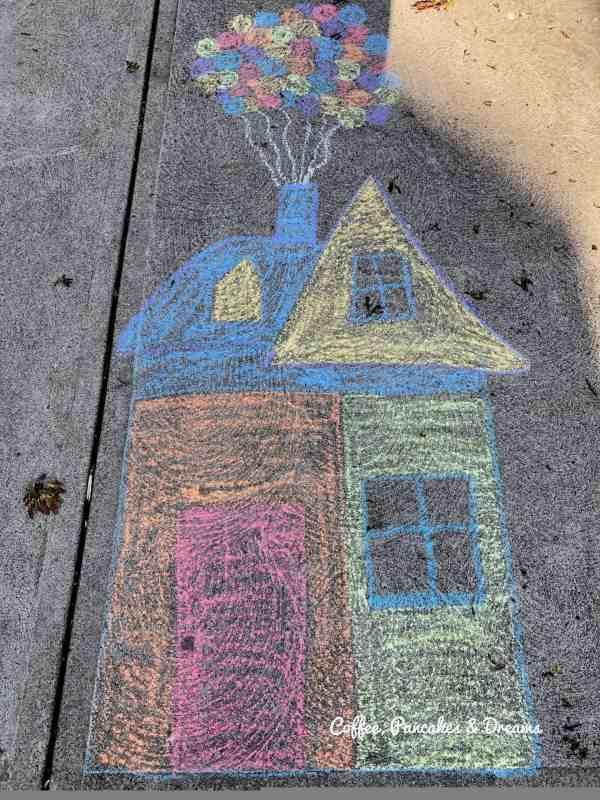 Pixar Up House