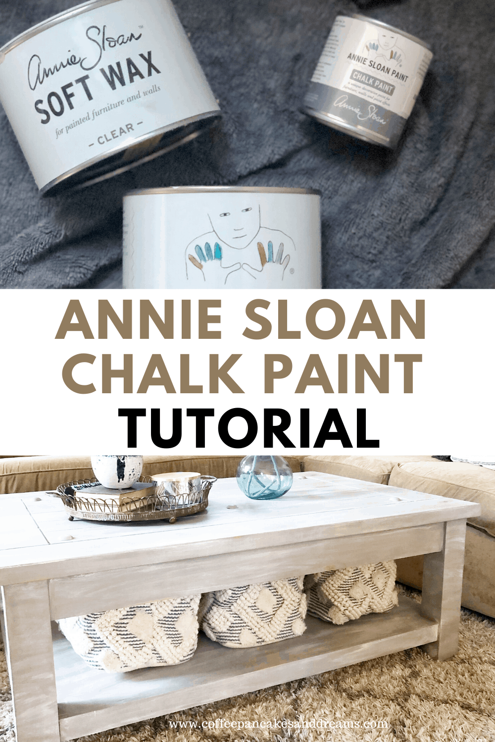 How to Use Annie Sloan Chalk Paint on Old Furniture