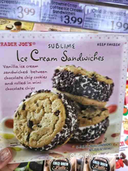 Trader Joe's Dessert Favorites