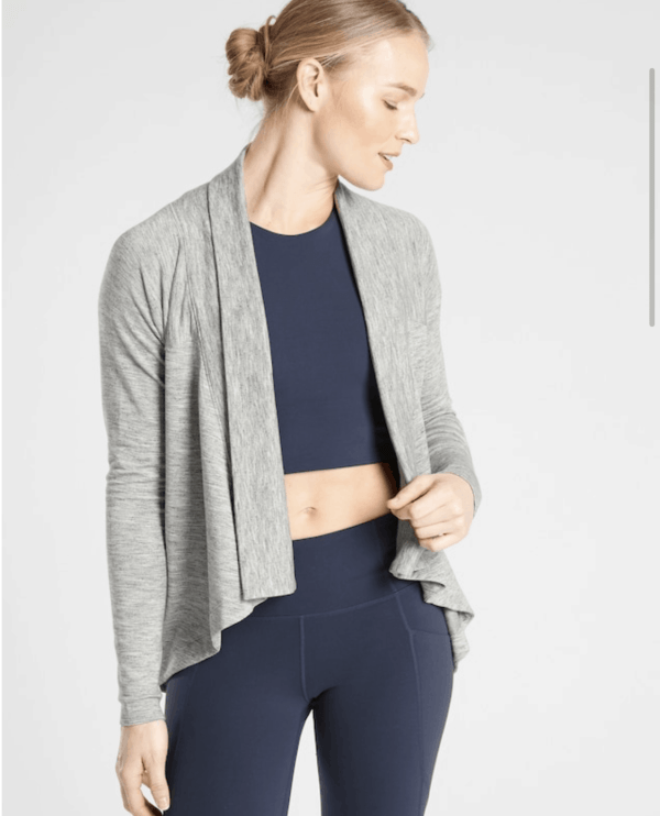 Small wrap from Athleta