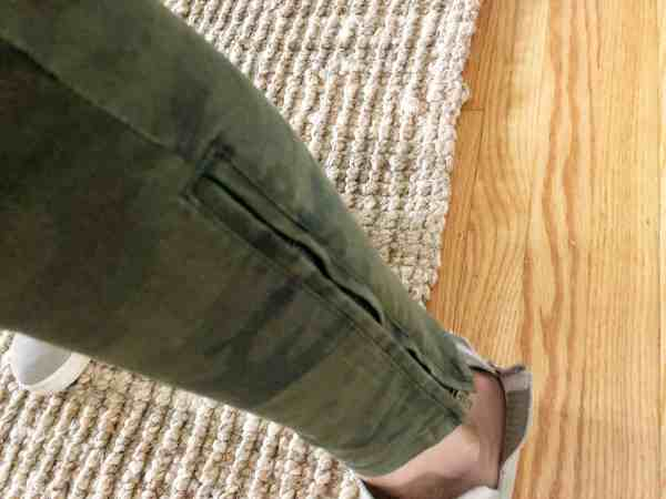 Sanctuary Camo Chino Pants from Evereve