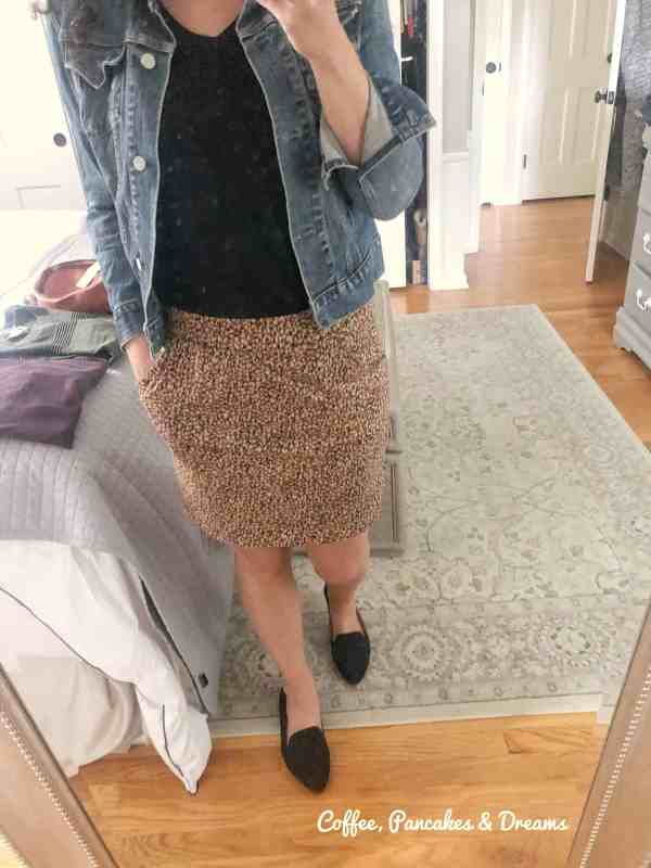 What I got in my September Stitch Fix 2020