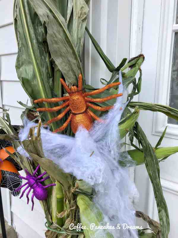 Halloween Front Porch Decorating
