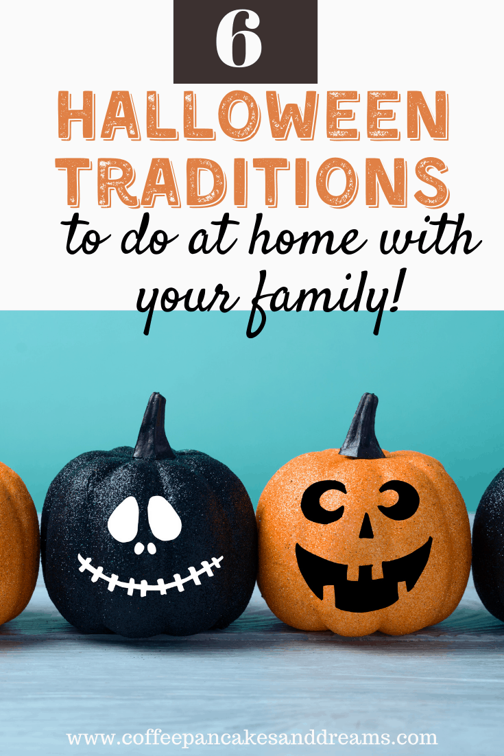 Special Halloween Traditions to do with Kids #family #activities #simple #meaningful