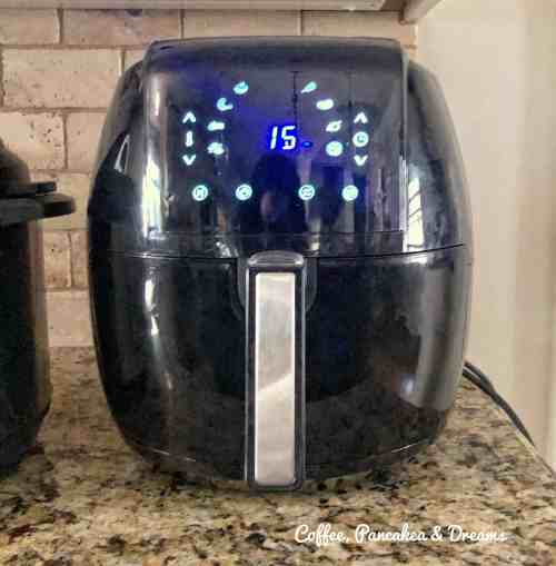 Air Fryer Review #blackfriday #kitchentools #mealplanning