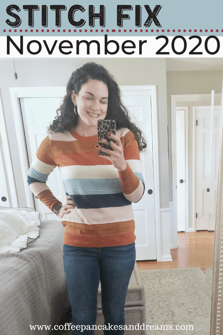 Stitch Fix November Unboxing #falloutfits #sweaters #tops
