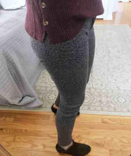 Fall Stitch Fix 2020 Leopard Pants