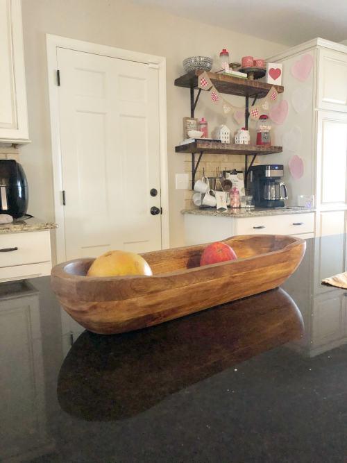 long wood mango bowl