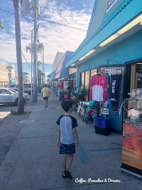 What to do on Tybee Island Georgia #shopping #kids #vacation #savannah