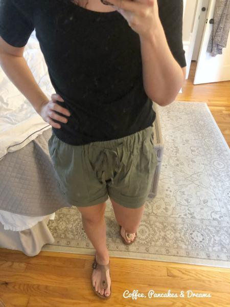 Amazon Beach Shorts with Pockets