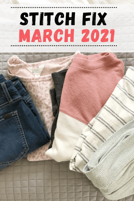 Stitch Fix March 2021 #outfits #style #subscriptionbox