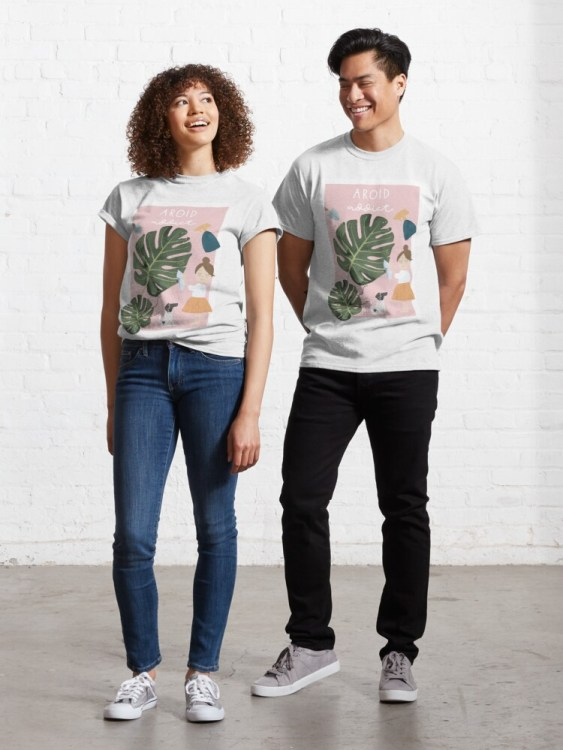 Aroid Addict Shirts