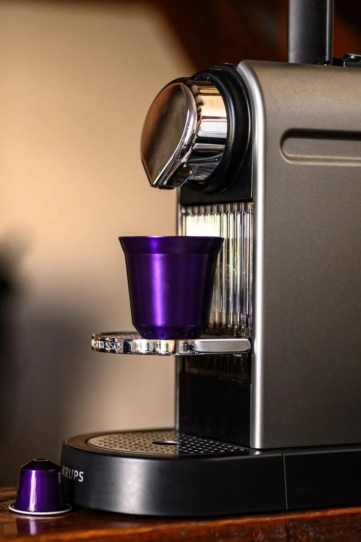 Disadvantages of a Nespresso machine