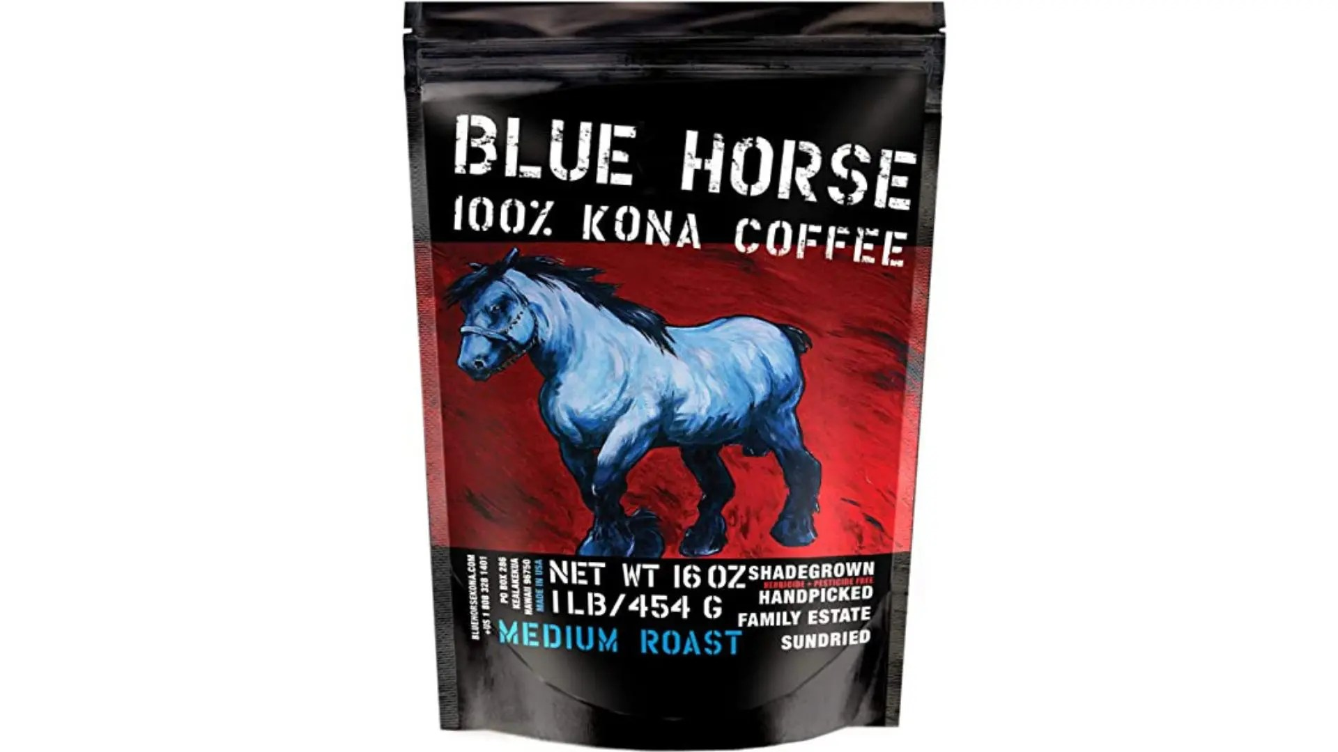 Blue Horse 100% Kona Coffee