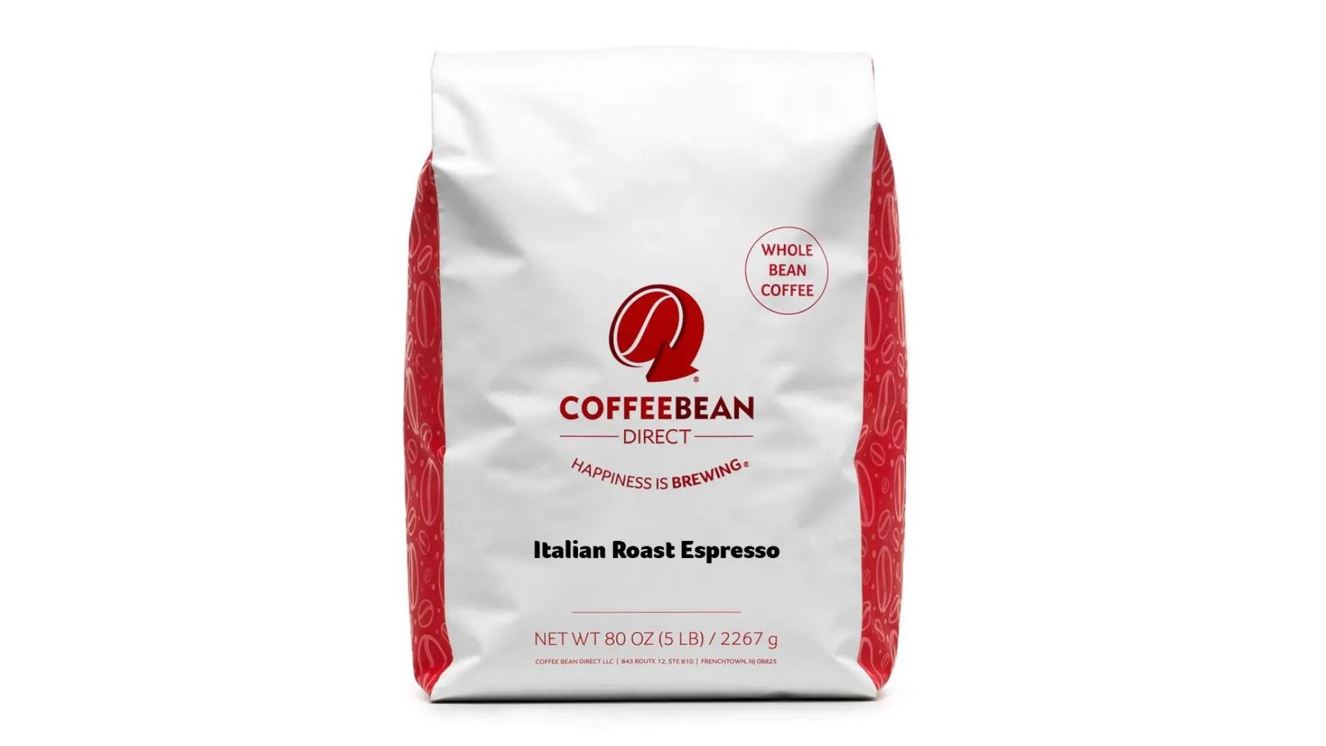 CoffeeBean Direct Italian Roast Espresso