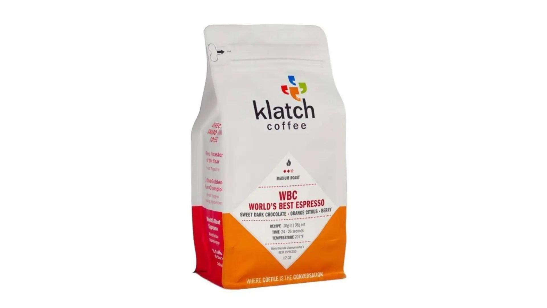 Klatch Coffee World's Best Espresso